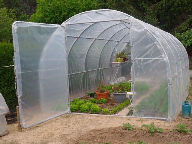 Serre Jardin Fabrication Fran Aise B Che Professionnelle